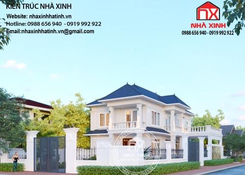 Công ty thiết kế nhà tại Hà Tĩnh đẹp và uy tín