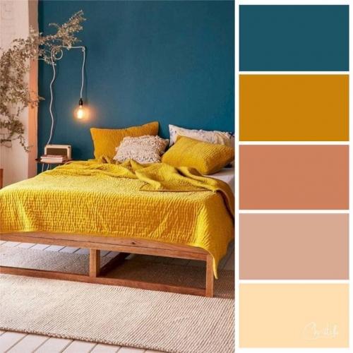 Tổng hợp 37 cách phối màu trong Thiết kế nội thất