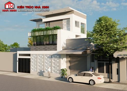 Xu hướng thiết kế nhà phố 2022