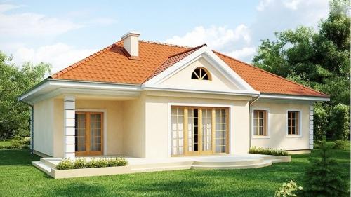 Top 04 mẫu thiết kế nhà cấp 4 đẹp và tiện lợi cho gia đình.