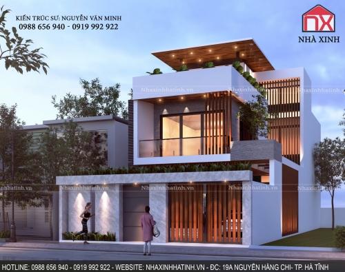 Thiết kế nhà đẹp Hà Tĩnh