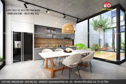 Thiết kế trọn gói ngoại, nội thất