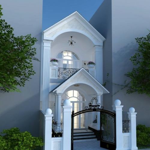 Nhà cổ điển 1