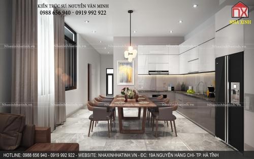 Mẫu nội thất nhà đẹp, tại TP Hà Tĩnh