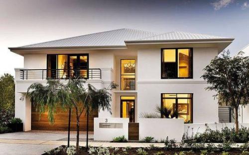 20 mẫu nhà hiện đại có mái Hà Tĩnh