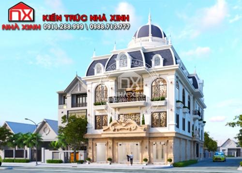 Xu hướng thiết kế nhà biệt thự 2022