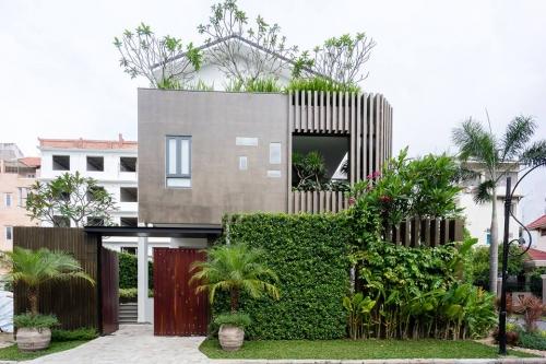 Thiết kế biệt thự - villa tại hà tĩnh