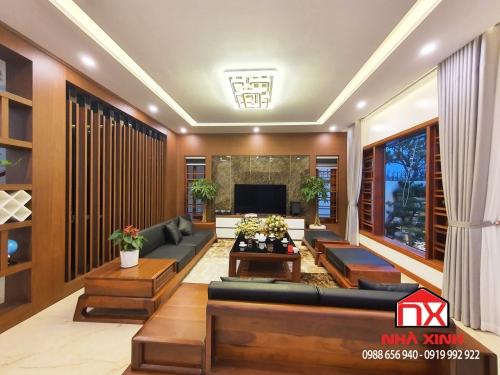 Hình ảnh thực tế công trình Nội thất nhà anh Phú tại Hà Tĩnh